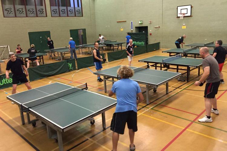 Tenis de mesa en Reino Unido