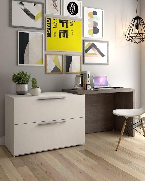 Soluciones para trabajar desde casa cuando se tiene poco espacio