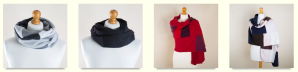 Turtle Doves cashmere accesories