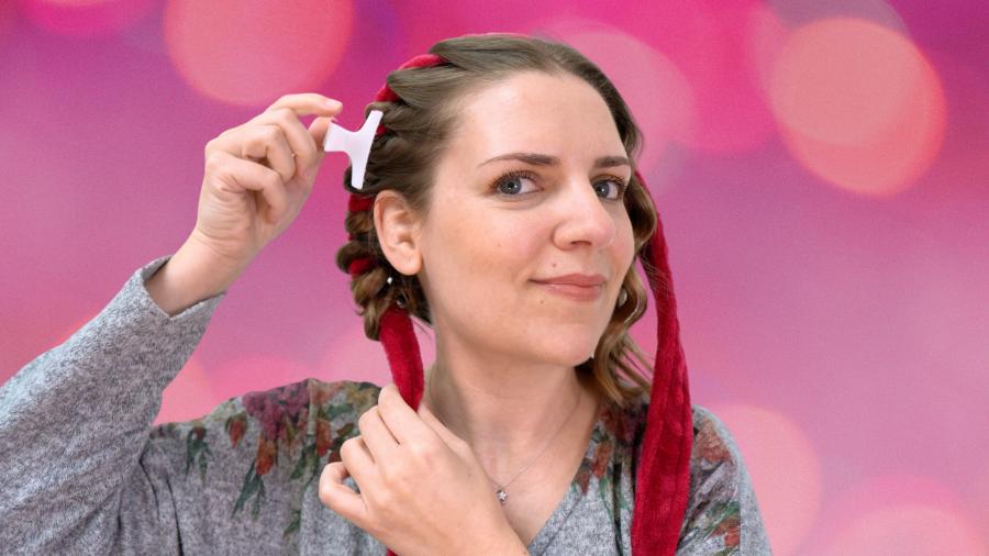 Trucos para hacer ondas sin calor en pelo corto